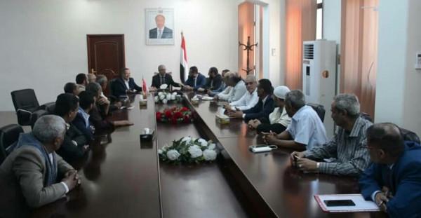 الإعلان عن فرع التحالف الوطني للأحزاب والقوى السياسية في تعز