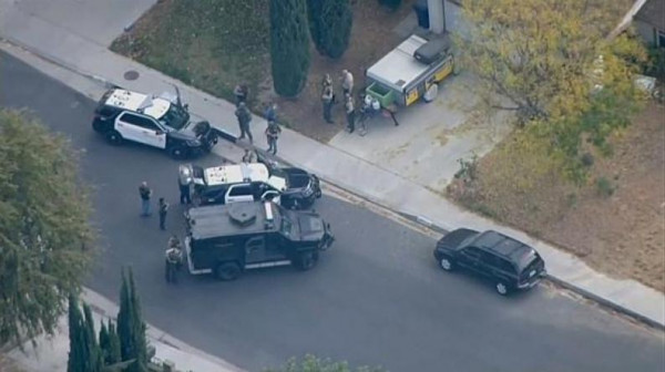 جرحى في إطلاق نار بمدرسة ثانوية قرب لوس انجلس