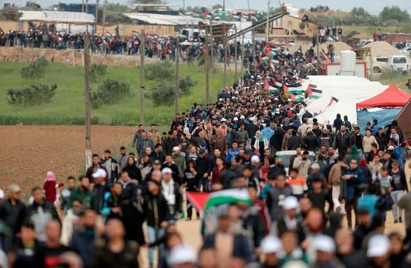 تأجيل فعاليات جمعة (تجديد التفويض لوكالة الغوث) شرق غزة