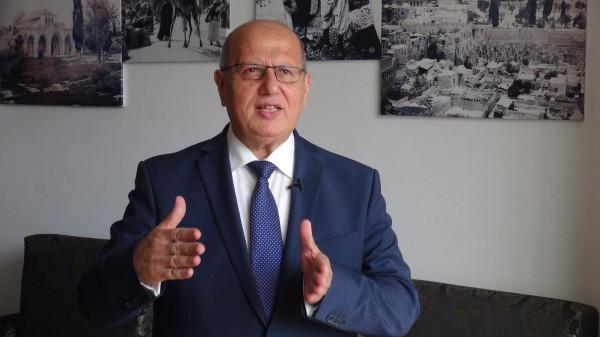 الخضري: ذكرى اعلان الاستقلال يجب ان تدفعنا للوحدة الوطنية دون حسابات