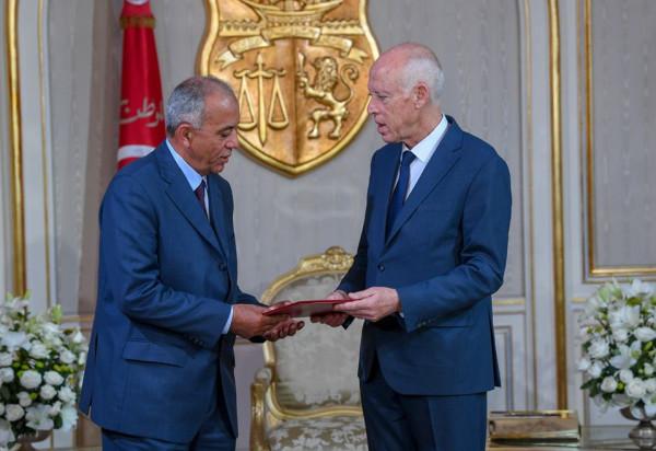 تكليف مرشح حزب النهضة بتشكيل الحكومة التونسية المقبلة