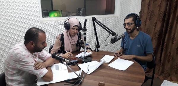 قلقيلية منتدى المثقفين يطلق برنامجاً حوارياً إذاعياً لتعزيز دور الشباب في المجتمع