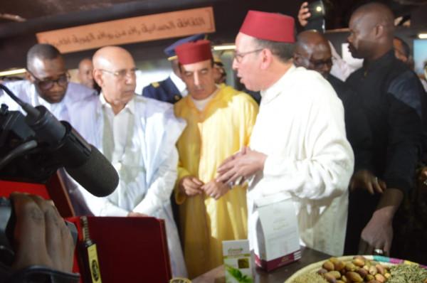 حضور متميز للمغرب بمهرجان شنقيط بموريتانيا