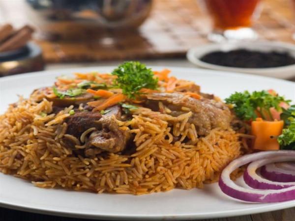 الأرز باللحم على البخار 9999007391