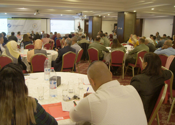 """مركز """"شمس"""" ينظم مؤتمر """"خمس سنوات على انضمام فلسطين لاتفاقية لمكافحة الفساد"""