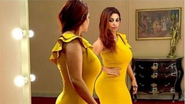 بفستان جريء.. زوجة أحمد الفيشاوي تتألق على انستجرام