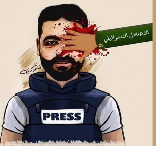 نقابة المحامين تحمل الاحتلال المسؤولية القانونية حول الاعتداء على حرية العمل الصحفي