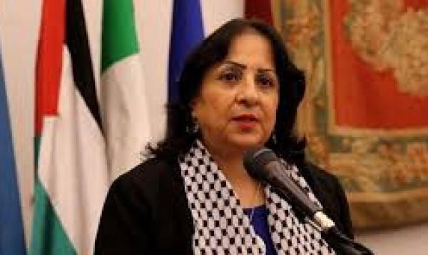 وزيرة الصحة: نحمل الاحتلال مسؤولية أي أذى يلحق بالمرضى نتيجة فصل التيار الكهربائي