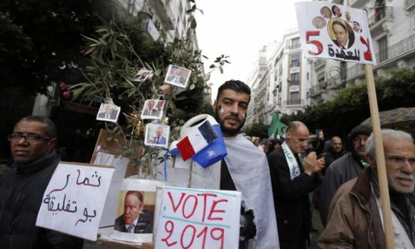رغم تواصل الرفض الشعبي.. بدء الحملة الانتخابية لرئاسيات الجزائر