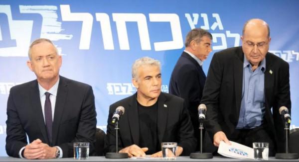 نتنياهو: إذا أقام غانتس حكومة أقلية سيحتفلون بطهران ورام الله وغزة