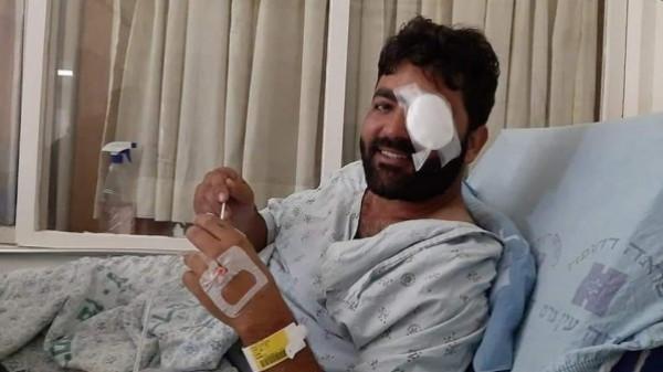 """نقابة الصحفيين تُندد باعتداء الاحتلال على مسيرة التضامن مع الصحفي """"عمارنة"""""""