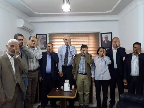 نقابة الصحفيين تؤكد تضامنها مع عمارنة وتُطالب بحمايتهم من الاحتلال