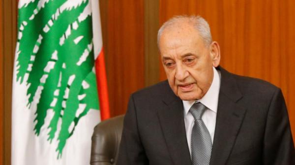 بري: لبنان أشبه بسفينة تغرق رويداً رويداً