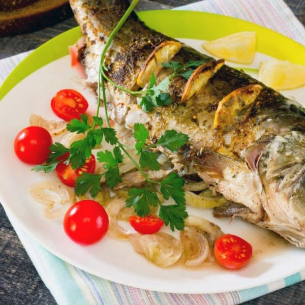 صينية السمك على الطريقة الإيطالية 9999007749