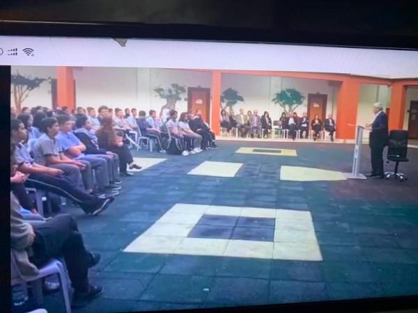 """""""رواد المستقبل"""" في نابلس تختتم فعاليات إحياء ذكرى استشهاد عرفات نابلس"""