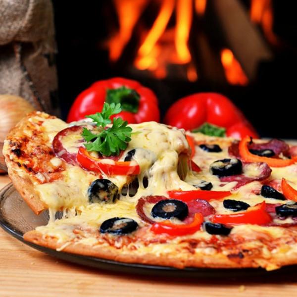 نصائح عند خبز البيتزا