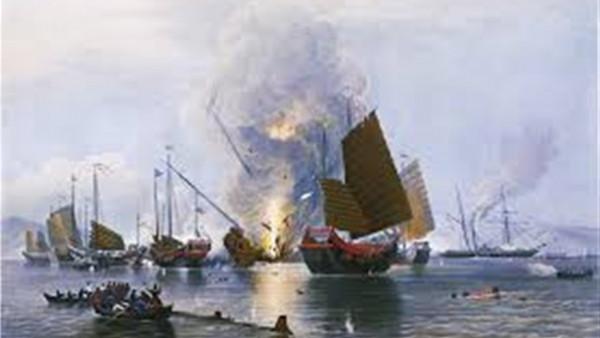 """""""حرب الأفيون"""".. قصة أشرس حرب بين بريطانيا والصين"""