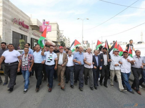 القوى الوطنية بالضفة: تصعيد الاحتلال من عدوانه المتواصل يتطلب سرعة التحرك لإيقافه