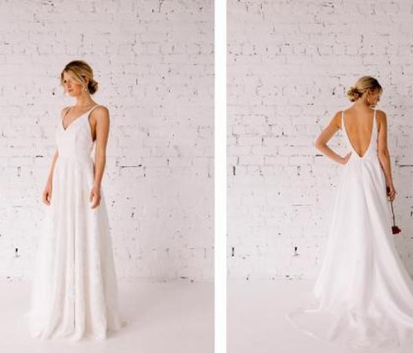 نصائح لشراء فستان زفاف مميز فى ليلة العمر