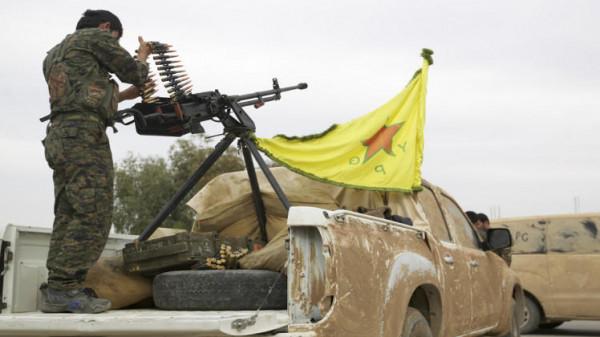 تركيا تتّهم مقاتلين أكرادا بقصف مدرسة في شمال سوريا أوقع ثلاثة قتلى