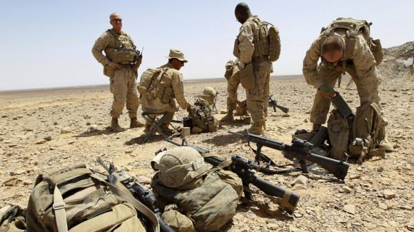 ترامب يبلغ الكونغرس برفع عدد القوات الأمريكية في السعودية