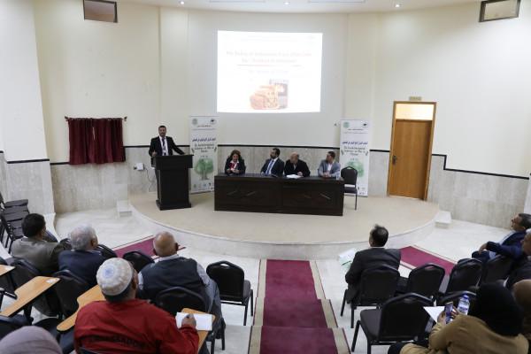 دعوة لإنشاء مركز وطني لتطوير قطاع الزيتون لمواجهة التحديات ولتطوير منظومة الاستشعار