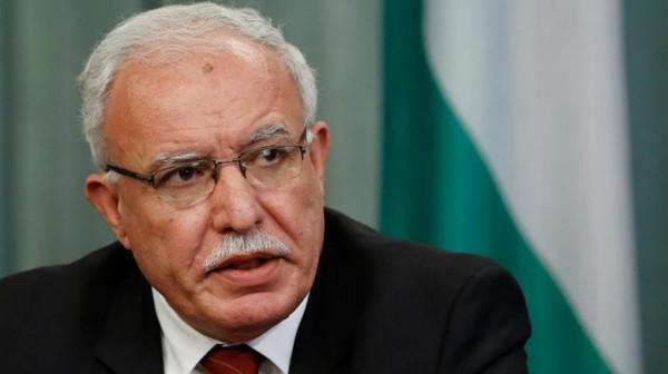 المالكي يثمن زيارة رئيس الوزراء  لمقر وزارة الخارجية