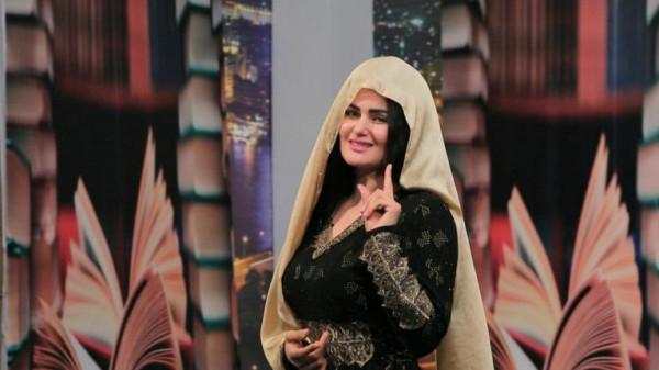 سما المصري تظهر بالحجاب في مهرجان القاهرة السينمائي