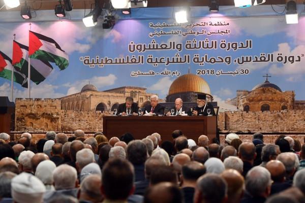 المجلس الوطني الفلسطيني يدعو برلمانات العالم واتحاداته إلى مواجهة التمرد الأمريكي