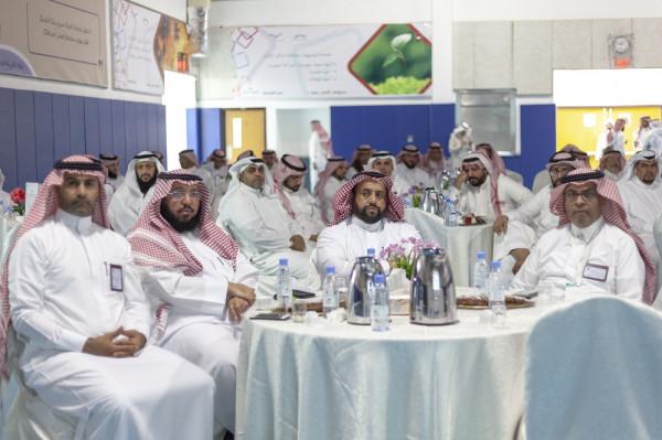 مدير تعليم الشرقية يلتقي بـ 248 من القيادات التعليمية بالخبر