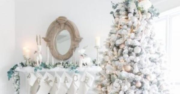 أفكار بسيطة لتزيين المنزل قبل الكريسماس