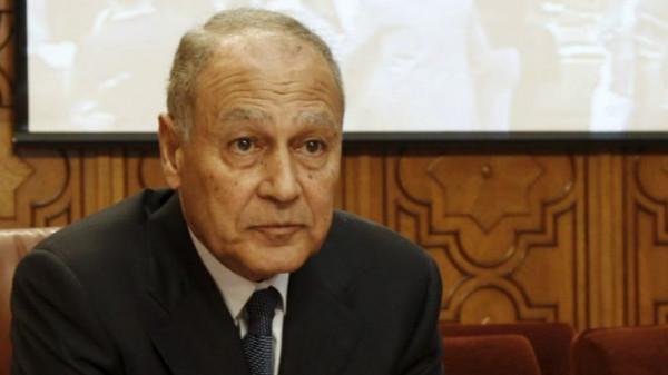 أبوالغيط: الاجماع الدولي ضد الاستيطان يعبر عن وقوف الدول مع الحق الفلسطيني