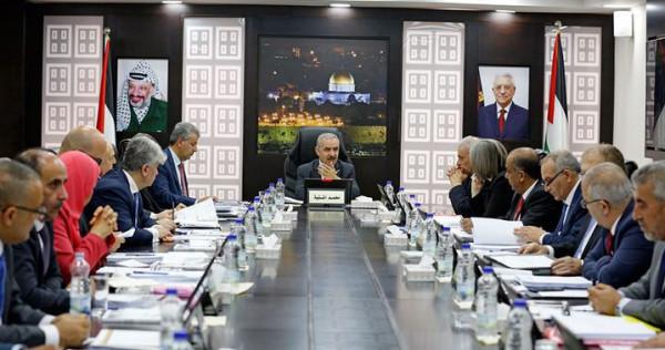 الحكومة تدين اقتحام الأجهزة الامنية بقطاع غزة مكتب وزير الأشغال العامة