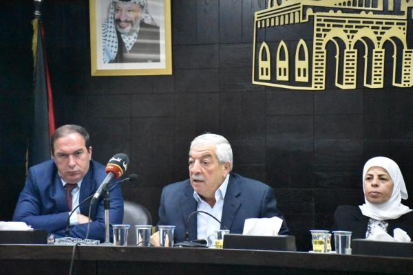 محافظة سلفيت تستضيف نائب رئيس حركة فتح وعضو اللجنة المركزية دلال سلامة
