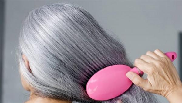 3 خضراوات طازجة تخلصك من شيب الشعر