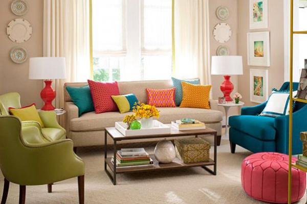 اختاري ألواناً فاتحة ولاتنسِ المرآة.. نصائح ستساعدك بتنسيق ديكور منزلك