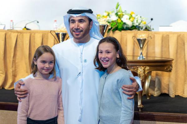 ختام النسخة 11 لمهرجان منصور بن زايد للخيول العربية الأصيلة
