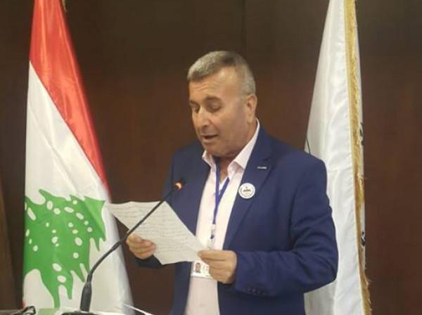 الدكتور محمود عبد الله الخطيب يهنئ اللبنانيين بعيد الاستقلال
