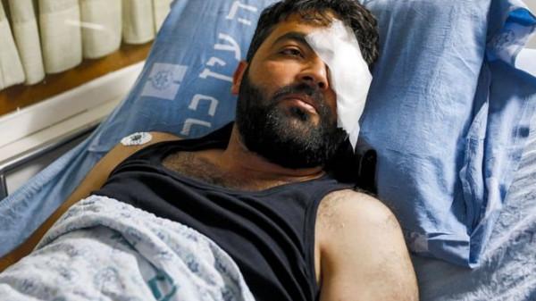 معهد الصحافة الدولي يدين إطلاق النار على الصحفي معاذ عمارنة