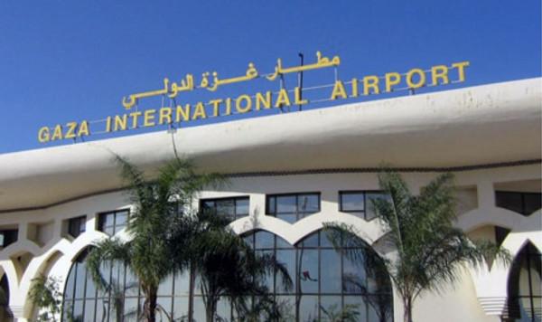 """21 عاماً على افتتاح """"مطار غزة الدولي"""".. رُكام شاهد على حُلم فلسطيني لم يكتمل"""