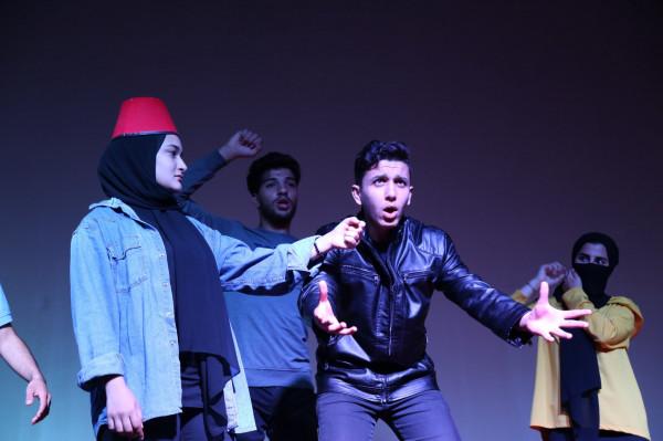 """المسرح الوطني اللبناني يعرض """"شي تك تك شي تيعا"""""""