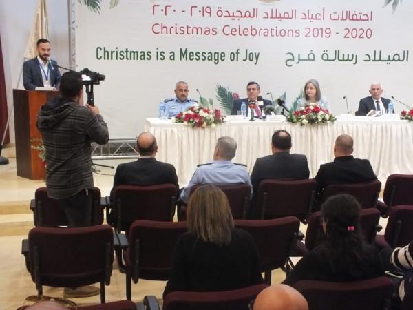 سلمان: بيت لحم تطير رسالة فرح وحرية وخلاص من الاحتلال