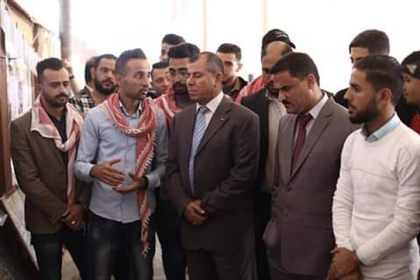 مشاورات لتجديد اتفاق التعاون بين إقليمي سن دوني وبلديات طولكرم وقلقيلية وجنين