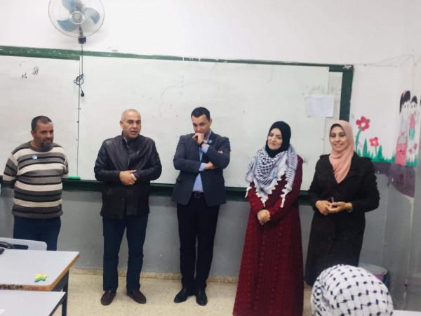 قلقيلية: لجان الشبيبة الثانوية تنظم ورشة بعنوان الدافعية نحو النجاح