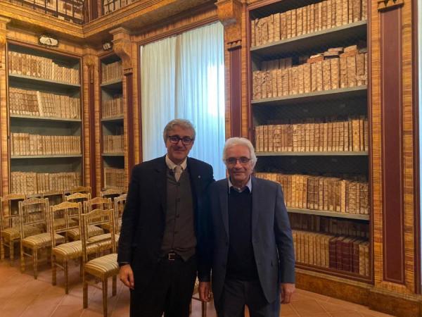 الجامعة العربية الأمريكية تبحث التعاون وبناء برامج مشتركة مع جامعة بيروجيا بإيطاليا