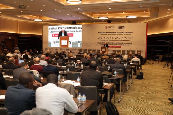 المؤتمر الشعبي يبارك إطلاق تحالف دولي لمواجهة نظام الأبارتايد الإسرائيلي