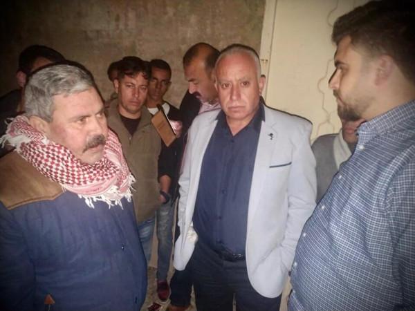 فتح اقليم سلفيت تطلق حملة تبرعات لترميم منزل في كفر الديك