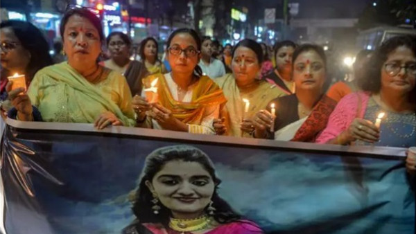 اغتصاب طبيبة وقتلها وحرقها في الهند