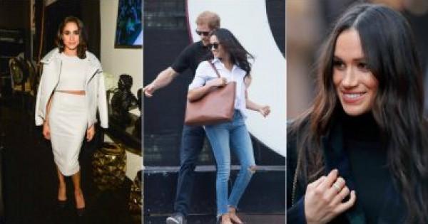 8 قطع أزياء وإكسسوارات خارج دولاب ميجان ماركل منذ زواجها بالأمير هاري