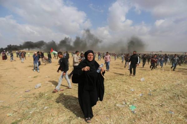 حماس: مسيرات العودة نموذج ناجح في الوحدة والشراكة